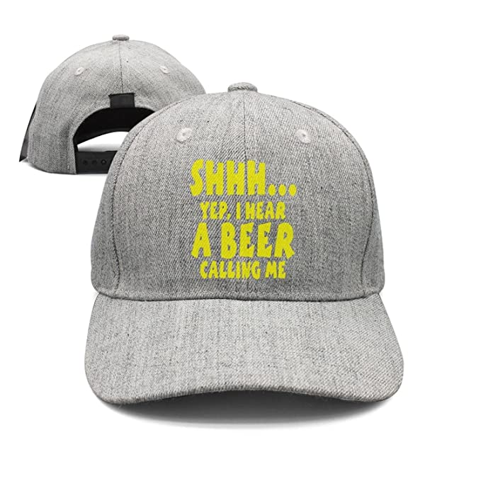 bd95ee91f662d Unisex I Have A Beer Calling me Cap Personalized Wool Sun Hats at ...