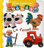 Imageries des bébés : La ferme
