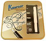 Kaweco Sport Classic Calligraphy Set white