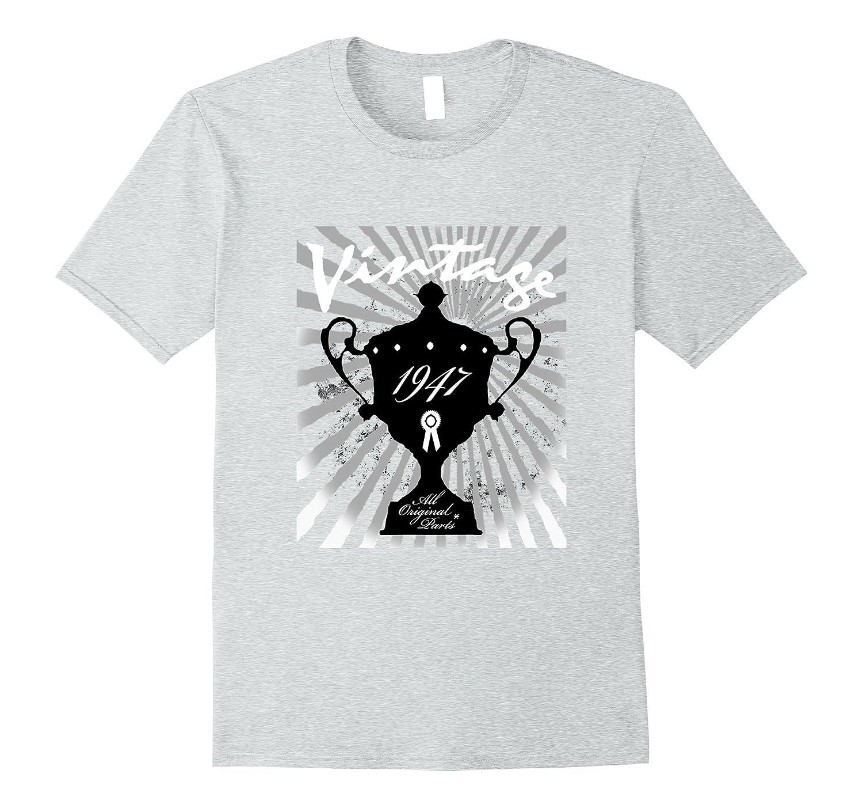 70th Happy Birthday T Shirt