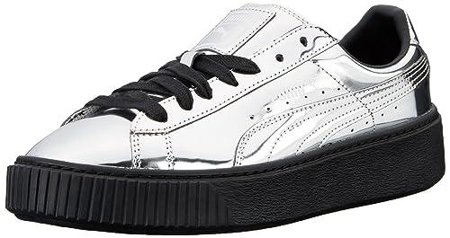 puma scarpe donna argento