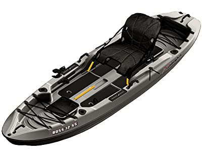 Sun Dolphin Boss SS Angler Kayak Review