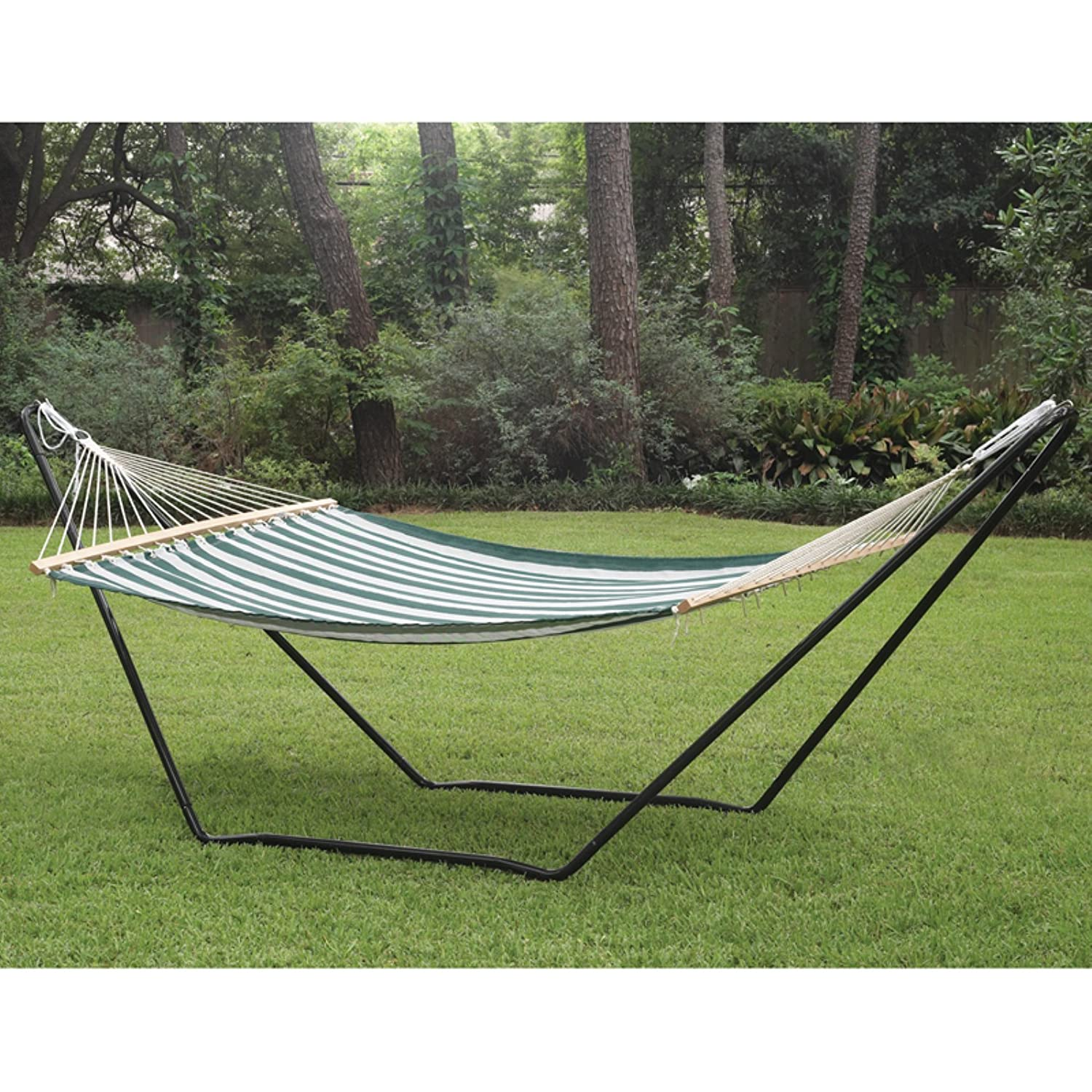 steel hammock stand camping and hiking equipment patio lawn u0026 garden