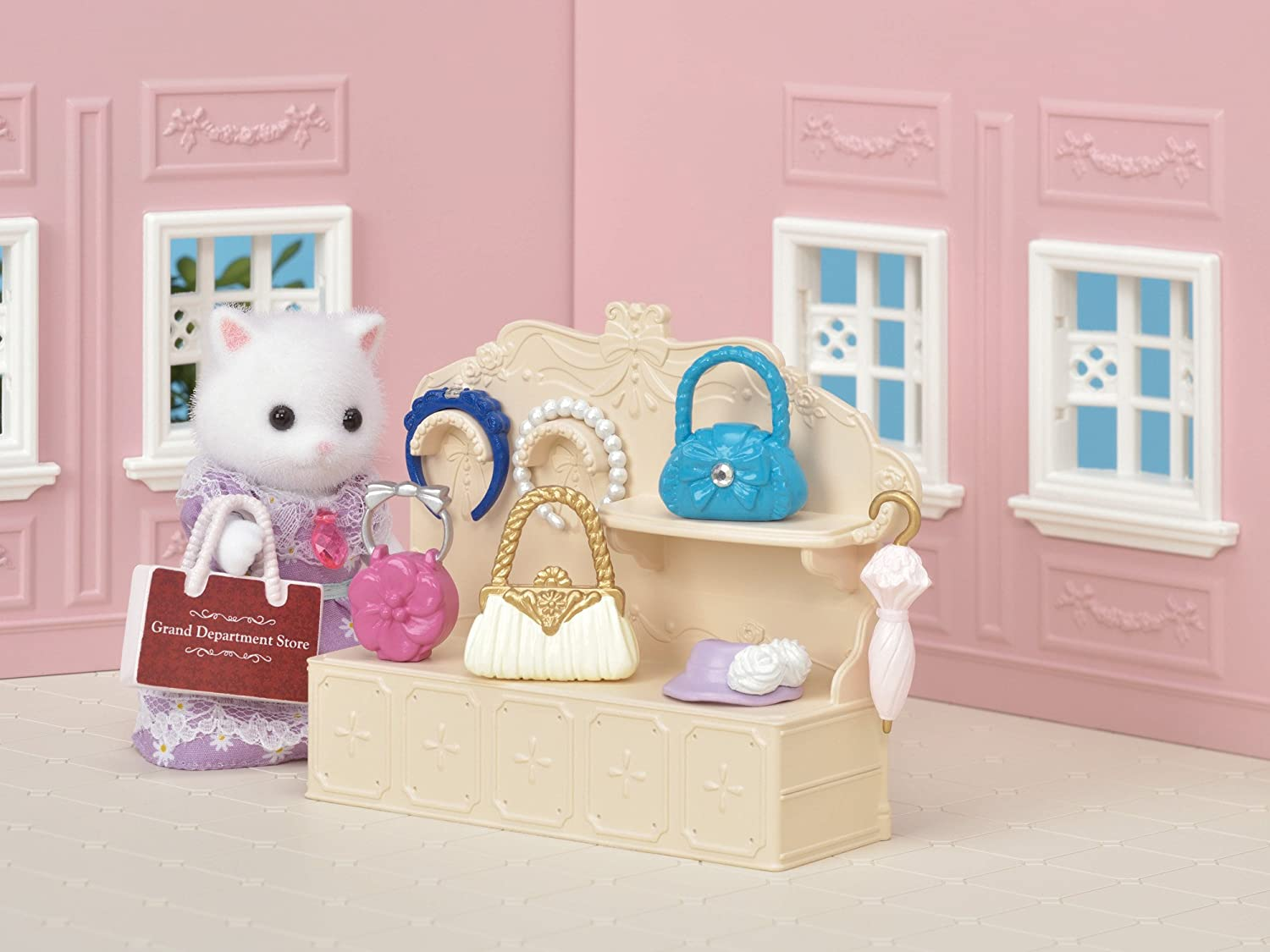 Calico Critters Town Fashion S...