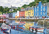 Gibsons Tobermory Jigsaw Puzzle - 1000 Pieces