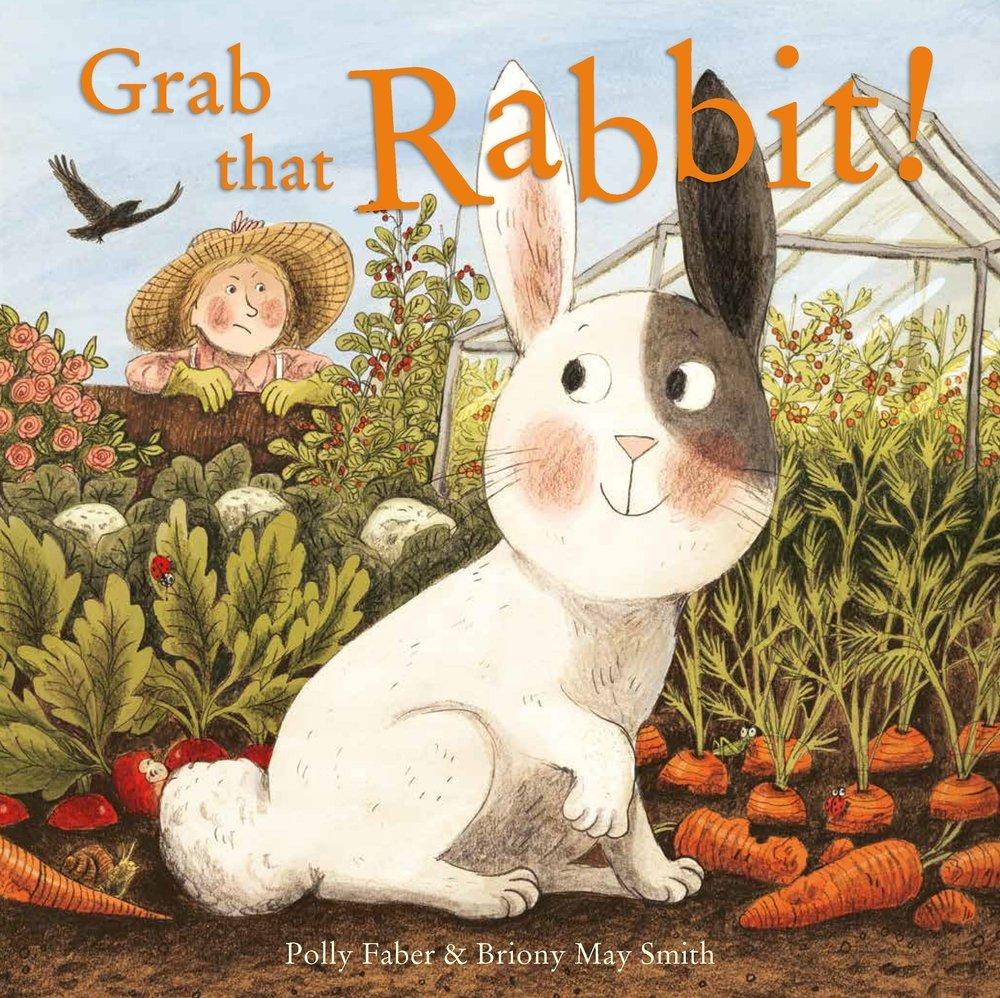 Grab that Rabbit!  Amazon.co.uk  Polly Faber c2fa278d9