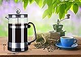 SmartHom French Press Coffee Maker 34 Oz 8