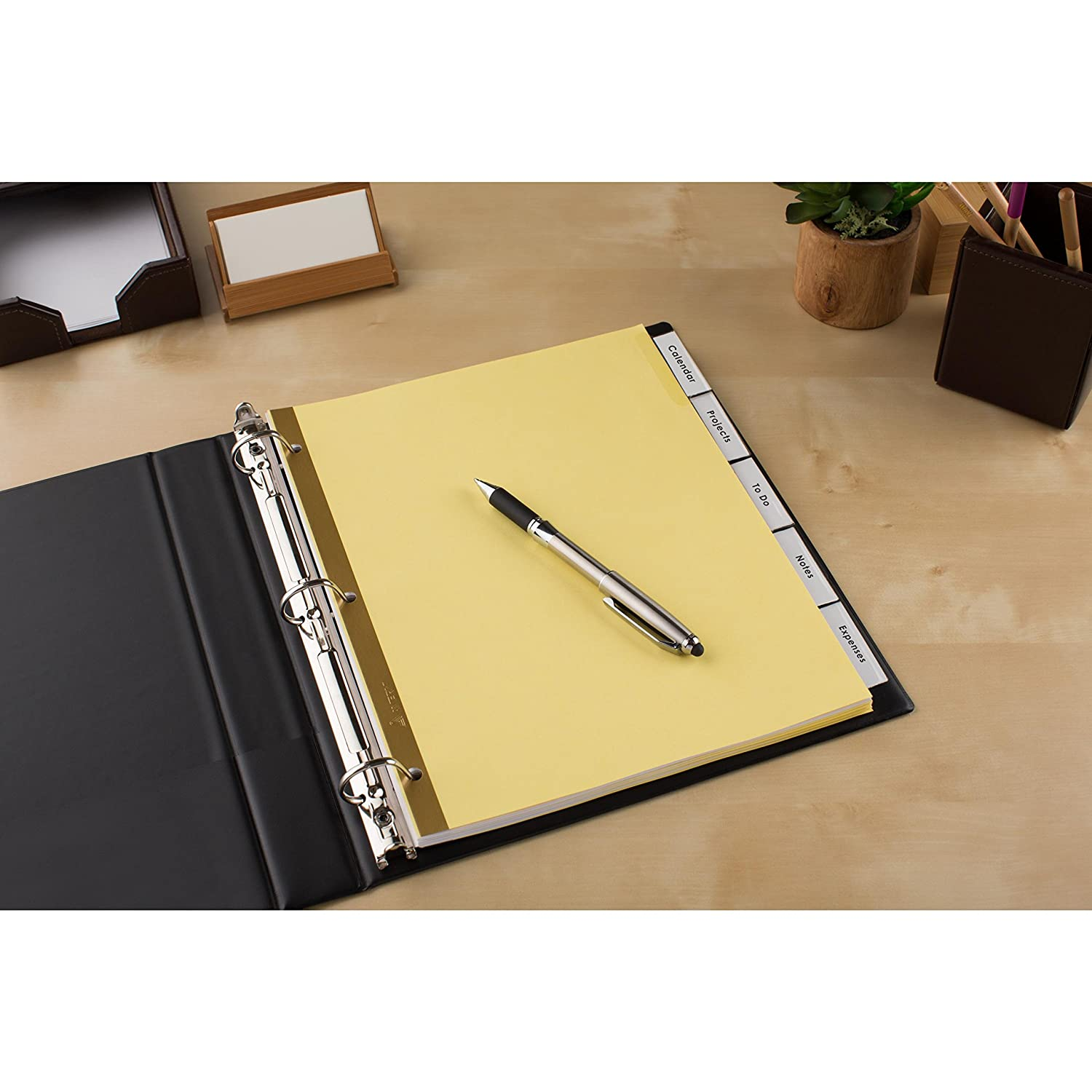 Avery Big Tab Dividers 5 Pack.