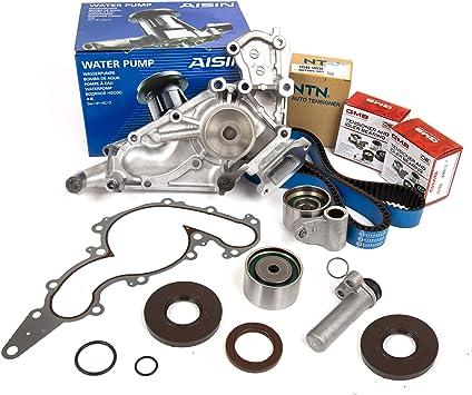 Timing Belt Kit Water Pump Fit 98-07 Lexus LS LX GS GX Toyota Tundra 4.7 2UZFE