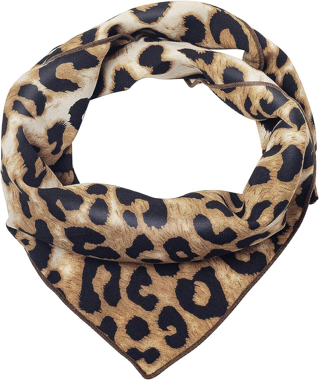 QUARKERA Leopard Print Hair...