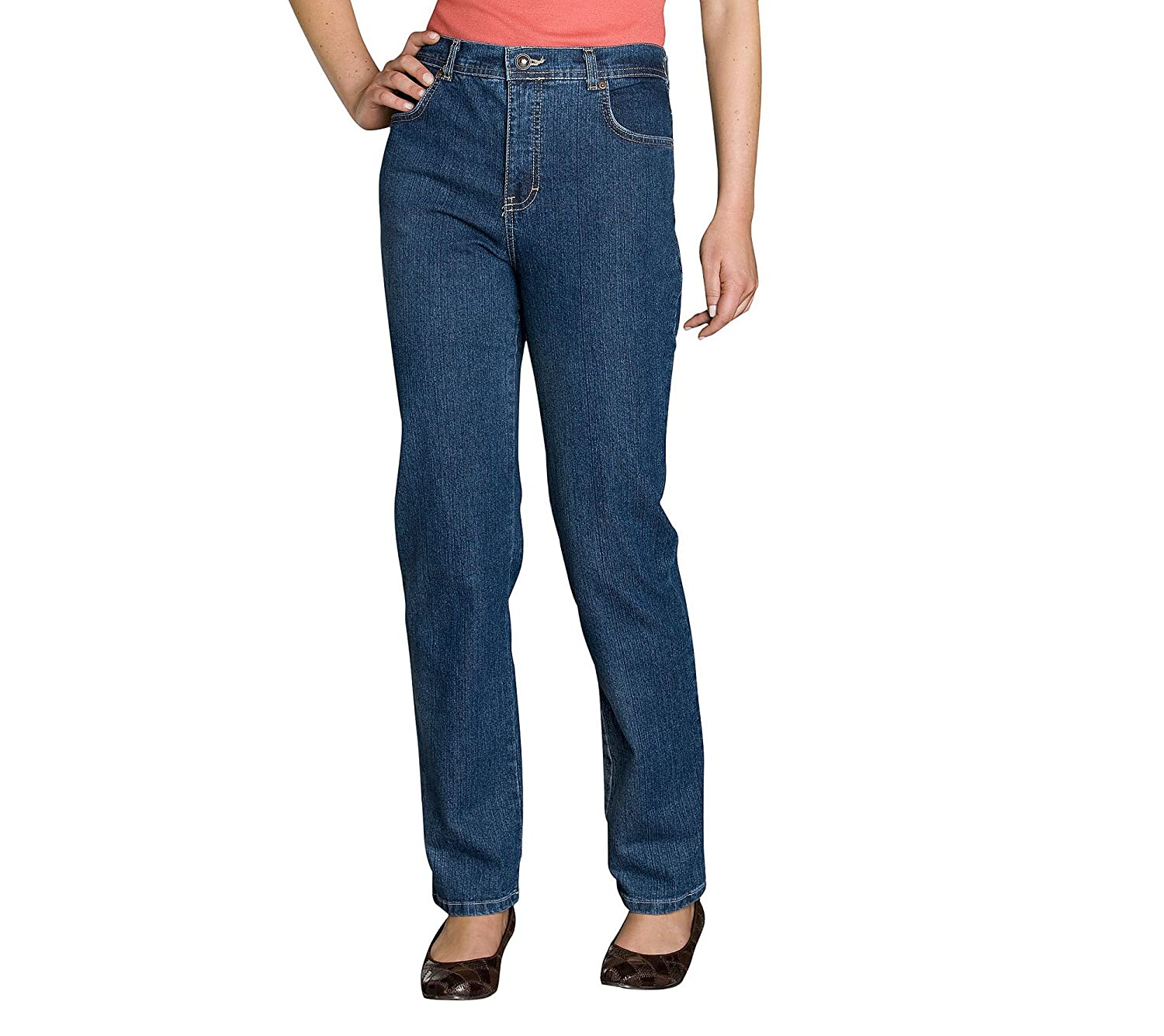 41b21d01e8 Gloria Vanderbilt Women s Classic-Fit Amanda Denim Jean at Amazon Women s  Jeans store