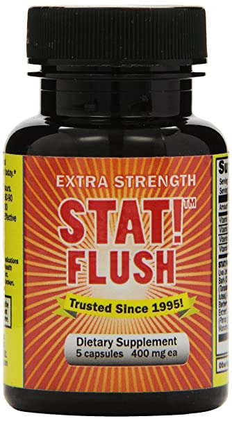 Amazon Stat Flush 5 Capsules Health Personal Care