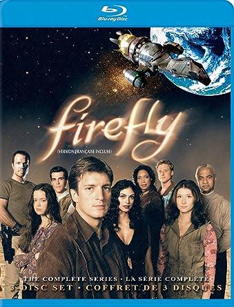 Amazon com: Firefly: The Complete Series [Blu-ray] [Blu-ray