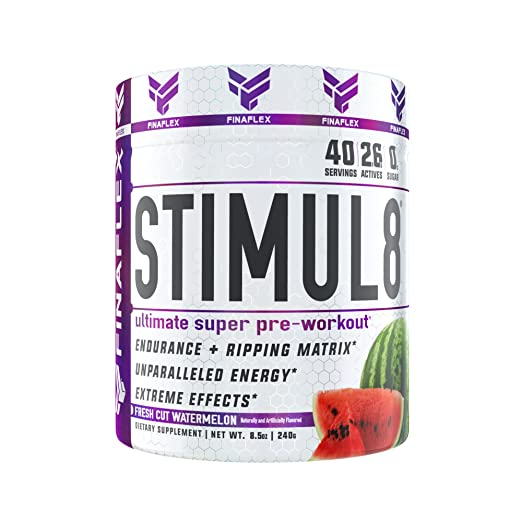 Product thumbnail for Stimul8 Ultimate Super Pre workout
