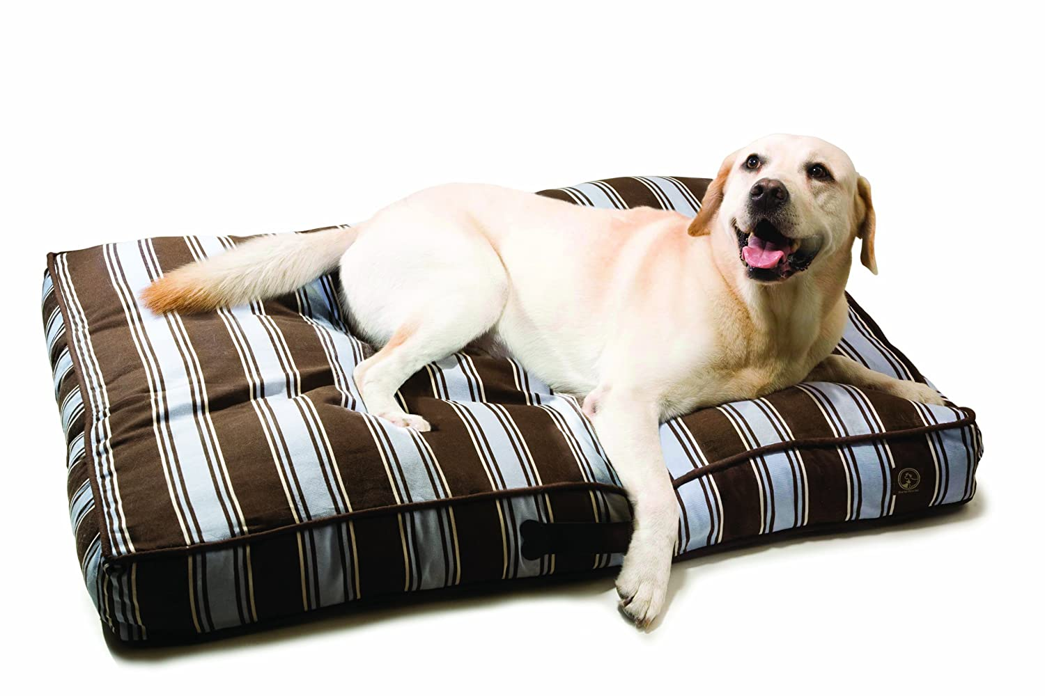 One for Pets Dog Bed Replacement Duvet Cover, Medium, bluee