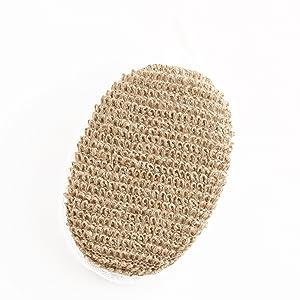 Sisal Cotton Sponge