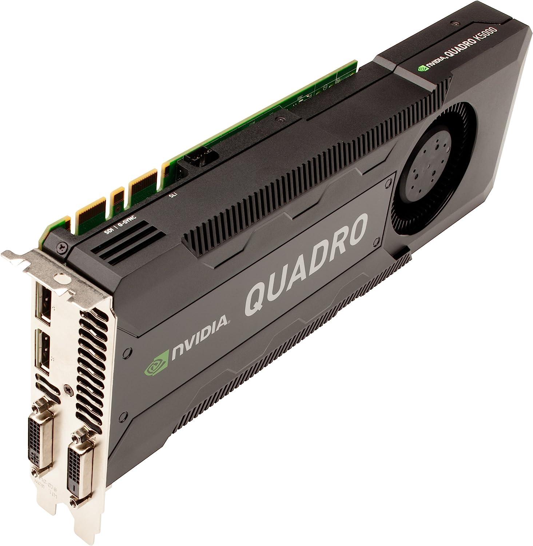 Amazon.com: NVIDIA Quadro K5000 4 GB GDDR5 Tarjeta Gráfica ...