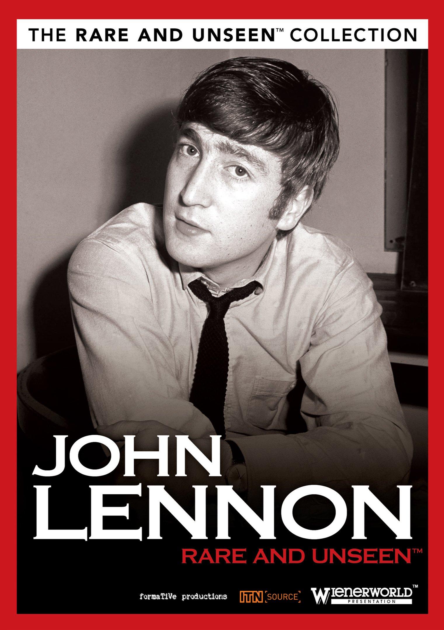 DVD : John Lennon - John Lennon: Rare and Unseen (DVD)