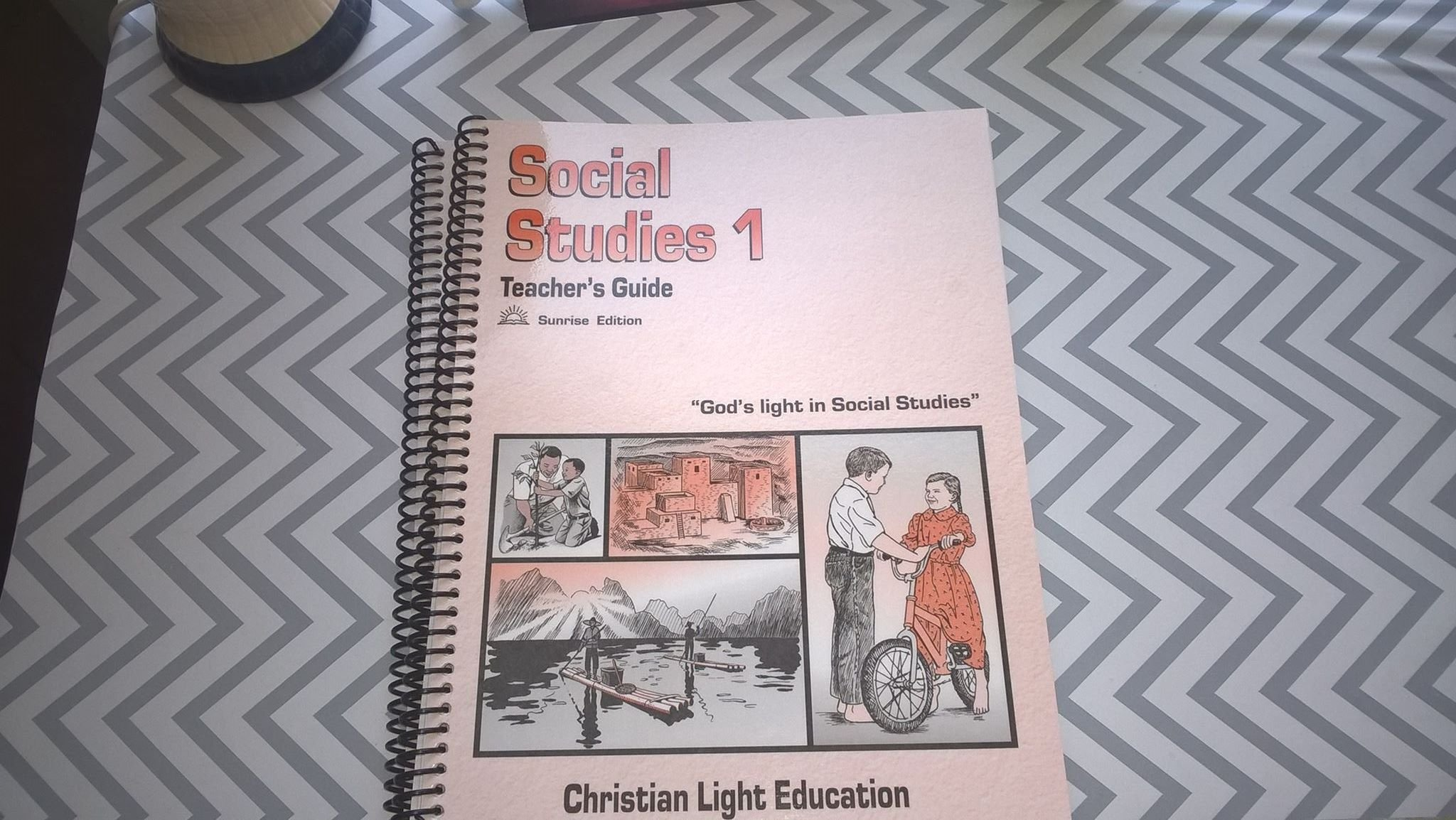 Social Stu s Teachers Guide Book Sunrise Edition Gods