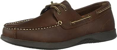 Nunn Bush Bayside Náuticos con 2 ojetes Zapatos para Bote para Hombre