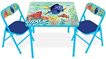 Disney Finding Dory Activity Table Set  sc 1 st  Amazon.com & Amazon.com: Disney Finding Dory Activity Table Set: Toys \u0026 Games