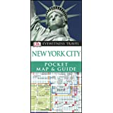 New York City Pocket Map and Guide (DK Eyewitness Travel Guide)