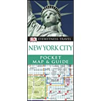 DK Eyewitness New York City Pocket Map and Guide (Pocket Travel Guide)