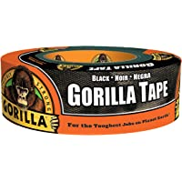 35yd. Black Gorilla Tape