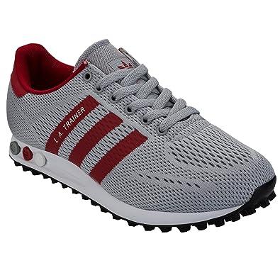 adidas trainer grigie e rosse