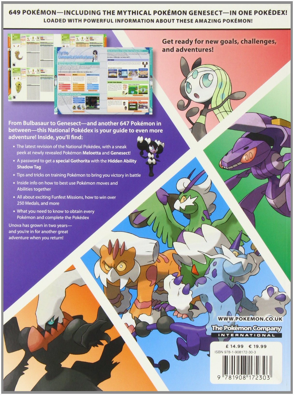 Pokemon Black Version 2 & Pokemon White Version 2 Volume 2 ...
