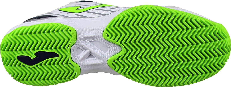 Joma Master 1000 911 Blanco-Fluor - Zapatillas Padel Tenis Hombre ...