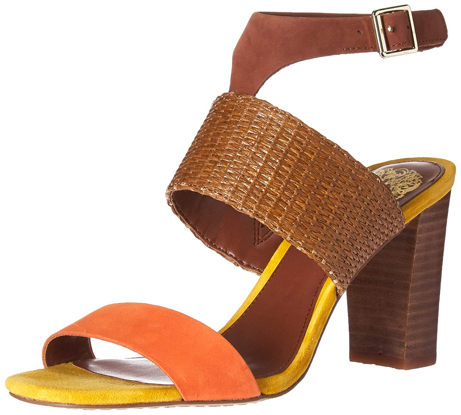 Mdbrown Vince Camuto Womens Warma Heeled Sandal