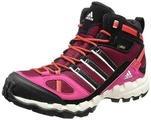 adidas Performance AX 1 MID GTX W, Scarpe da escursionismo e trekking donna, Rosa