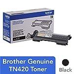 Brother TN420 Genuine Black Toner Cartridge