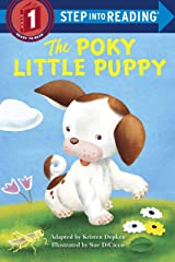 The Poky Little Puppy Step into Reading Kindle Edition