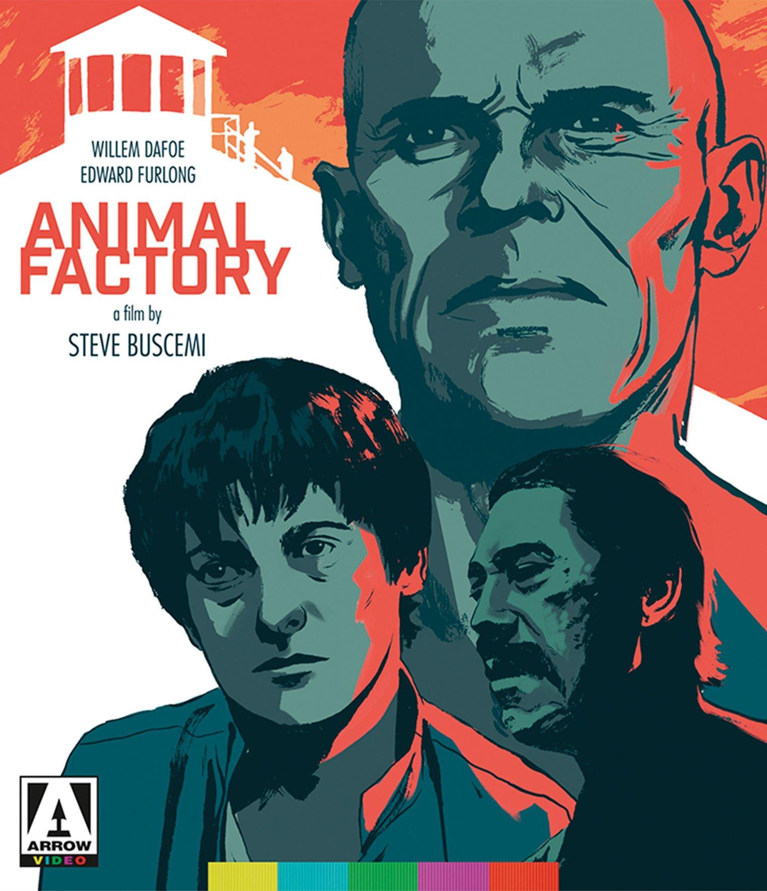 Animal Factory (Blu-ray)
