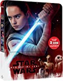 Star Wars - Gli Ultimi Jedi (Blu-Ray 3D+Blu-Ray) (Ltd Steelbook) [Italia] [Blu-ray]