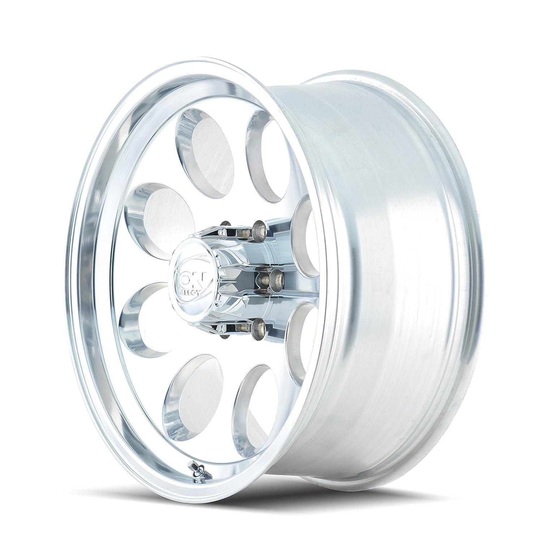 15x10//5x120.65mm Ion Alloy 171 Polished Wheel