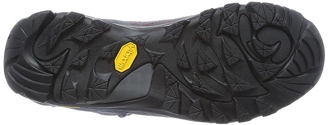 Zapatos de High Rise Senderismo para Hombre Aigle Mooven Leather Gore-Tex