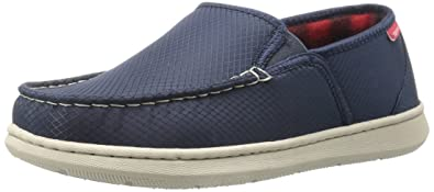 bef7ab7d40a Dockers Men s Nathaniel Ultra-Light A-line Premium Slippers Moccasin