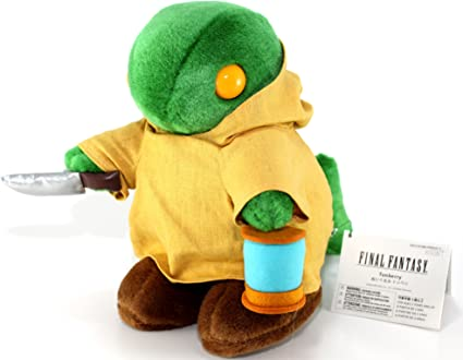 Square Enix Final Fantasy Tonberry Plush Figure Stuffed Animal