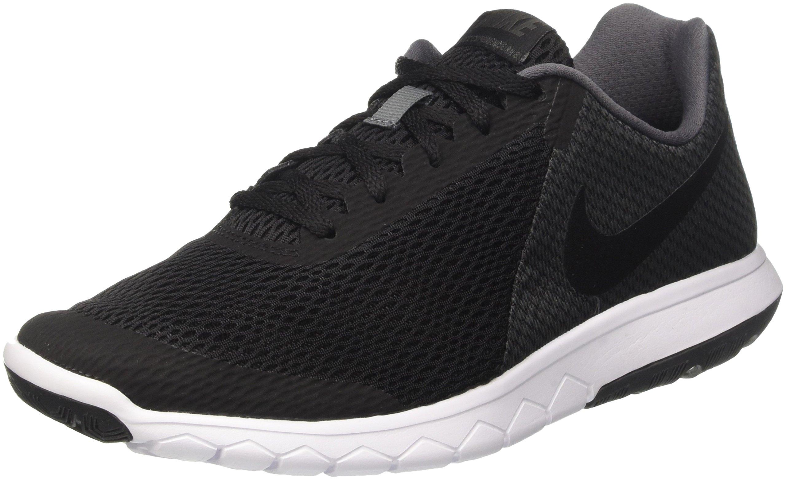 a8e4d8bf610d4 Nike Men's Flex Experience Run 6 Running Shoes Black 7