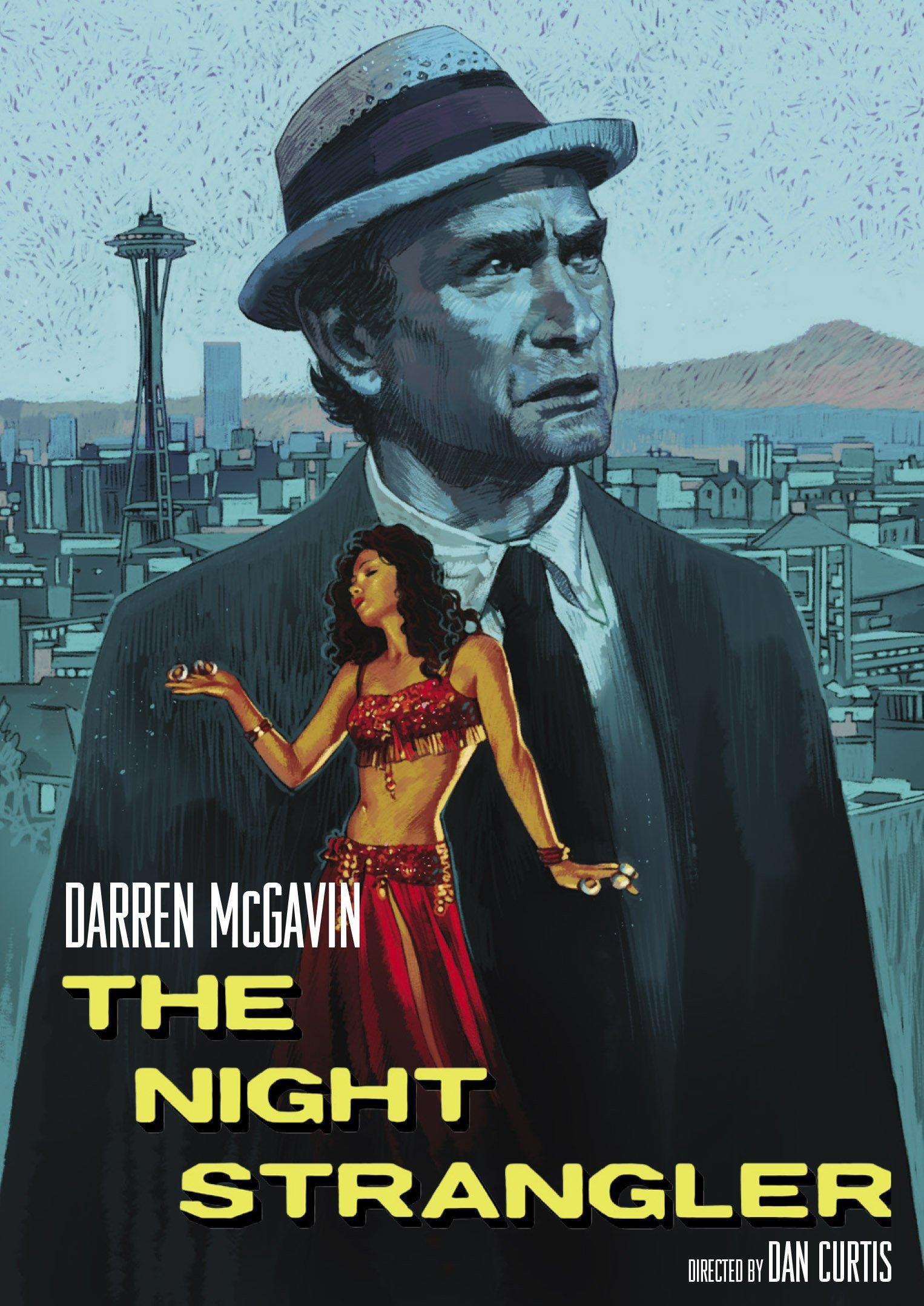 DVD : Darren McGavin - The Night Strangler (Special Edition)