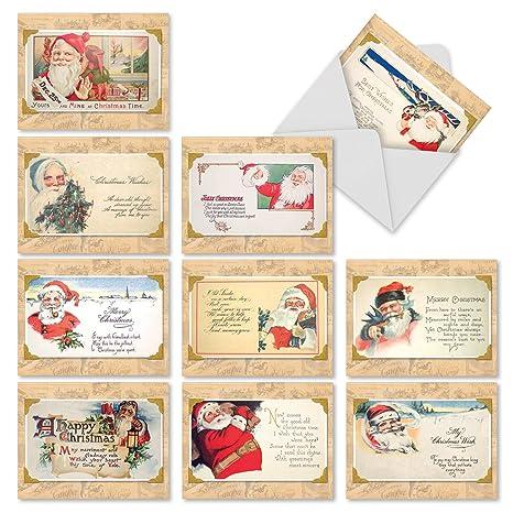 Amazon.com: Christmastime Rime Navidad Funny tarjeta de ...
