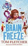 Brain Freeze: World Book Day 2018