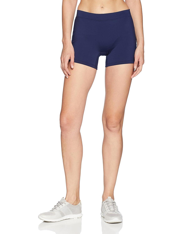 Augusta SportswearレディースフラットウエストバンドShorts B00W52XRK6 ネイビー xx-large