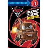 Secret Agent Mater (Disney/Pixar Cars 2) (Step into Reading)
