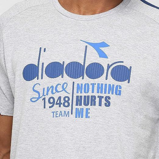 Camiseta Diadora Italy Masculina Mescla P: .br