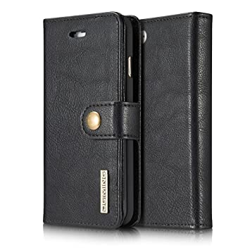 DG.MING Split Leather Wallet Tasche Hüllen: