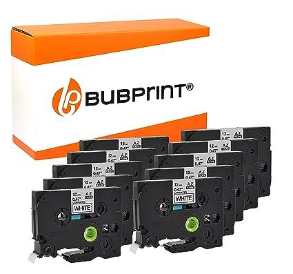 3x Schriftbänder für Brother TZe-231 für P-Touch 1000 1010 1230 H100LB D600 12mm